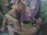 Gay Porn from RawAndRough - Boy-Gets-Gang-Fucked
