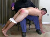 Gay Porn from SpankingStraightBoys - 18-Yo-Ethans-First-Spanking