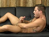 gay porn A091: Dean Daniels || Former Diver and Gymnast Dean Daniels Auditions to Be Part of the Straight Fraternity. He's a Top With a Handsome Face and a Fit Body, so All He Has to Do Is Prove He Can Cum on Camera. Dean Goes the Extra Mile, Beating Off Upside Down and Trying to Shoot His Load In His Own Mouth.