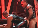 Gay Porn from Darkroom - Shock-And-Awe-Cum-Pain