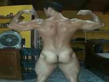 gay porn Sexy Jock Flexing Till || Alain Lamas Sexy Muscle Jock Flexing His Ripped Muscles Until He Explodes a Huge Nut All Over Himself.