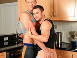 gay porn Tough Love || For Pierce Hartman, the long hours of hard work have finally paid off. His tryout results have come back, and it seems this tall stud has made his school's basketball team. He rushes over to his friend, Colt Rivers', house to tell...