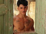 gay porn Sicilian Newbie || Meet Hot Sicilian Newbie Giuseppe: He's a Plumber, Alright... How About His Tool?
