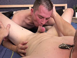 gay porn David Hardy Fucks John || John Henry is about to get his ass pounded hard by David Hardy! Don't miss all the hot and raw action as these guys get it on!