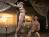 Gay Porn from boundgods - Cass-Bolton-And-Trenton-Ducati