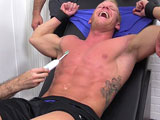Gay Porn from myfriendsfeet - Johnny-Gets-Tickled-Naked