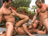 Deep End - TitanMen Poolside Part 1