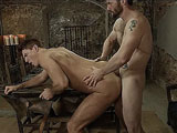 gay sex porn Gay Of Thrones Part 8 || Theo Ford and Dennis West have some insane chemistry as they suck and fuck until they release their loads in this epic episode of Gay of Thrones.