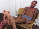 Gay Porn from myfriendsfeet - Johnny