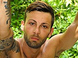 gay porn Dean Daniels Solo || Watch as Sexy Dean Daniels Undresses and Works His Huge Shaft In a Secluded Area, Away From Prying Eyes -- Except for You. His Moans Rise In Pleasure as He Can No Longer Contain Himself -- and Releases Enough Cum to Fill a Bathtub.