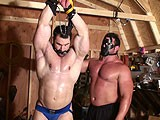 Gay Porn from buffandbound - Bondage-With-Big-Max