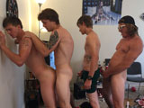 Gay Porn from FraternityX - Smoke-Out-And-Bro-Out