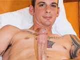 gay porn Trammel || What a special show this time! I haven't seen a hunky, tall drink like this soldier in a while. Trammel 6'2' and dripping with Southern charm. He has a personality that draws you in, and you can tell he's comfortable as a gander in the...