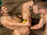 Gay Porn from ClubInfernoDungeon - Jr-Bronson-And-Aarin-Asker