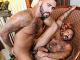 Gay Porn from MenOnEdge - Half-Hearted-Part-4