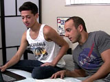 Gay Porn from boygusher - Chad-And-Zach-Part-1