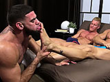 Gay Porn from myfriendsfeet - Johnny-V-And-Joey-D