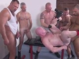 Gay Porn from RawAndRough - Hogan-Gets-Plowed