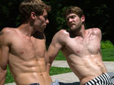 Gay Porn from cockyboys - Colby-Keller-Fucks-Justin-Matthews