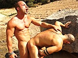 Hardcore Outdoor Sporfucking
