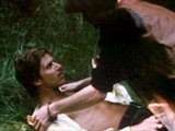 gay porn Early Casey Donovan Sc || the Film That Gave Casey (donovan) His Name! This Early Vintage Porn Film From 1971 Tells the Story of Casey (casey Donovan, Formerly Known as Cal Culver), a Man Searching for a Relationship and Sexual Satisfaction. In This Scene, Casey, Dressed In a Suit and Tie, Meets a Young Hippie. They Cruise Each Other, Followed by a Playful Chase Through the Woods, Before the Two Make Love In the Grass. Featuring Blowjobs, 69ing, Kissing, and Cumshots.