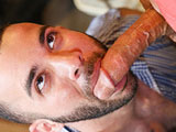 gay porn Neighborhood Cock Part || Jace has hired Fernando to clean up his yard. Hes had been all over the neighborhood nailing signs to posts stating he's the best backyard picker upper. Jace wants to put him to the test and immediately notices Fernando is missing his tools...