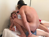 Gay Porn from FraternityX - Fuck-Toy