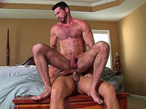 gay porn Stealth Fuckers Part 1 || Billy Santoro and Colby Jansen are hot lovers but there is just one problemBilly is married! They just finished what we can only assume was a hot fuck fest when Billy tells Colby he has to get out before his wife comes home. Colby just didnt get enough dick and ass and goes for round two. As they are going at it, Billys wife comes home early. Billy is pounded hard while his wife is just on the other side of the door!