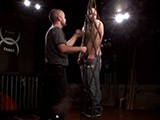 Gay Porn from ironlockup - Trapped-In-A-Web