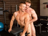 Gay Porn from seancody - Abe-Returns-To-Pound-Rusty