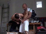 Gay Porn from frenchdudes - First-Sneaker-Session-For-Jess
