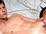 Gay Porn from rawfuck - Sweet-faced-Boy-Wanks-One-Out
