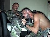 Gay Porn from frenchlads - Verbal-Inked-Military