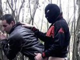 Gay Porn from frenchdudes - Hooded-In-The-Woods