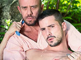 Gay Porn from iconmale - Matt-Stevens-And-Sean-Cross