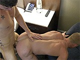 Gay Porn from americanmusclehunks - Penetrating-Muscle-Massage