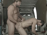 Gay Porn from MenDotCom - Truck-Stop-Part-1