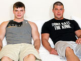 Brad Banks and Ivan James