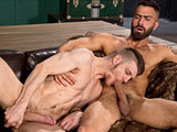 Gay Porn from RagingStallion - Adam-Ramzi-And-Calab-King