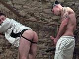 Gay Porn from frenchdudes - Matt-Kennedy-Takes-On-Seb-El-Leon