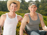Gay Porn from nextdoorbuddies - Straight-From-The-Country