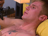 Gay Porn from englishlads - Pup-Jenson-Shows-Us-His-Muscles