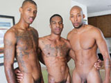 Gay Porn from NextDoorEbony - Wishes-Cum-True