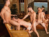 Gay Porn from seancody - Winter-Getaway-Day-5
