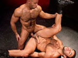 Gay Porn from RagingStallion - Sean-Zevran-And-Dorian-Ferro