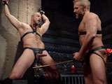 Gay Porn from boundgods - Dirk-Caber-And-Jessie-Colter