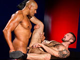 Gay Porn from RagingStallion - Chris-Harder-And-Michael-Thomas