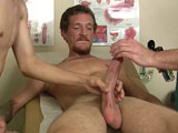 Gay Porn from collegeboyphysicals - Health-Ed-At-The-Clinic-Part-3