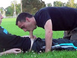 Gay Porn from frenchdudes - Playing-On-The-Field-Part-One