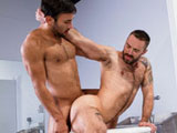 Gay Porn from RagingStallion - Dorian-Ferro-And-Jack-Giles